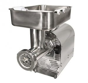 1. Weston 2 in 1 Meat Grinder and Sausage Stuffer