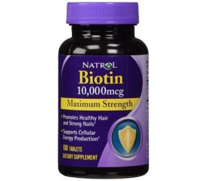 1. Natrol Biotun Maximum Strength