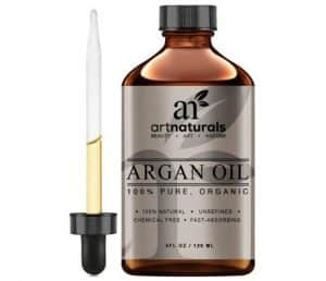 3. ArtNaturals Organic Argan Oil For Hair, Face And Skin