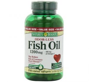 Top 10 best fish oil in 2018 reviews alltoptenbest for Nature s bounty fish oil review