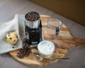 4. Epica Electric Coffee Grinder & Spice Grinder