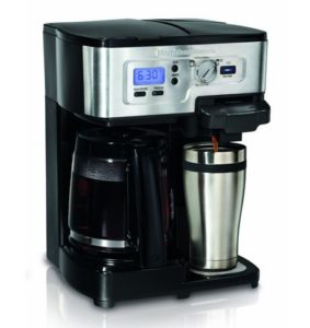 4. Hamilton Beach Single Serve Coffee Brewer