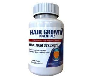 6. Hair Growth Essentials Advanced Hair Support Formula