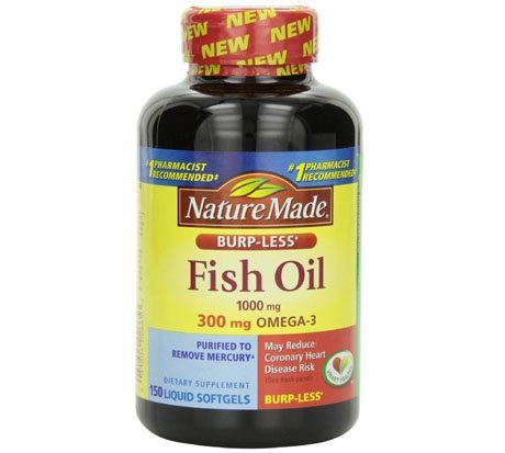 Top 10 best fish oil in 2018 reviews alltoptenbest for Fish oil ratings