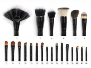 5. Coastal Scents 22 Piece Brush Set