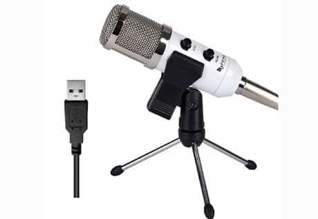 10. Fifine USB Microphone
