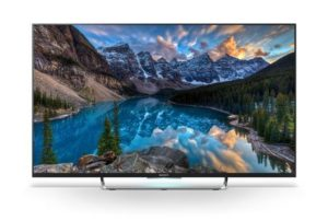 10. Sony KDL50W800C 50-Inch 1080p 3D Smart LED TV