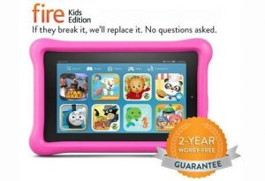 2. Fire Kids Edition Tablet