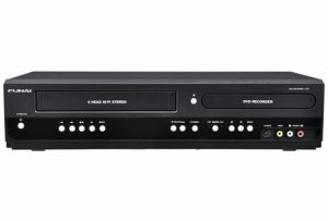 3. Funai ZV427FX4 Combination VCR and DVD Recorder