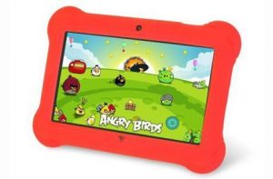 4. Orbo Jr. 4GB Android 4.4 Wi-Fi Tablet PC