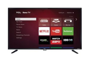 4. TCL 32S3800 32-Inch 720p Roku Smart LED TV