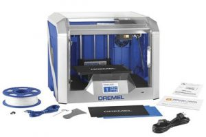 5. Dremel 3D40-01 Idea Builder 2.0 3D Printer