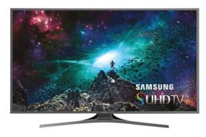5. Samsung UN50JS7000 50-Inch 4K Ultra HD Smart LED TV