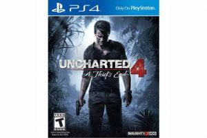 5. Uncharted 4 A Thie End