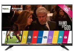 6. LG Electronics 49UF7600 49-Inch 4K Ultra HD Smart LED TV