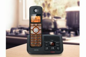 6. Motorola K704B DECT 6.0 Cordless Digital Home Phone