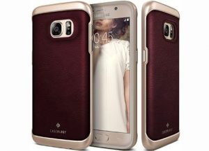 7. Caseology Envoy Series Galaxy S7 Case