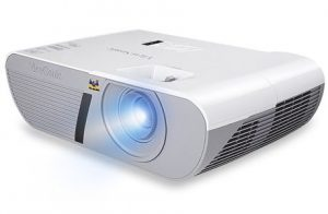 7. ViewSonic PJD5255L LightStream