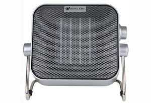 9. Avalon Premium Ceramic Heater with Two Heat Settings