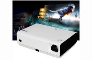 9. NIERBO 4K Projector