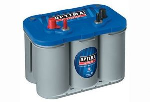 1. Optima Batteries 8016-103 D34M Deep Cycle Marine Battery