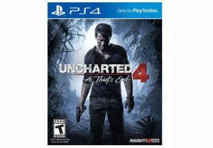 1. Uncharted 4 A Thief's End