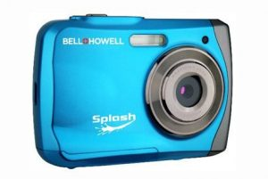 3. Bell+Howell Splash WP7 12 MP Waterproof Digital Camera