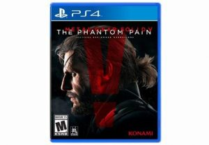 5. Metal Gear Solid V The Phantom Pain