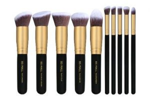 1. BS-Mall Cosmetics Makeup Brush Set