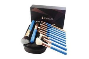 10. SIXPLUS 12PCS Shining Handle