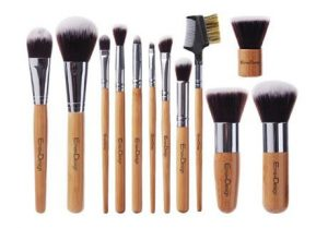 2. EmaxDesign Makeup Brush Set