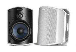 6. Polk Audio Atrium 4 Outdoor Speakers