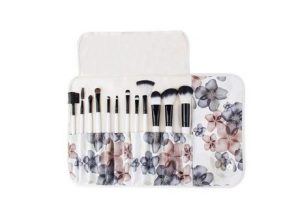 8. Unimeix Professional 12 Pcs Makeup Cosmetics Brushes Set Kit