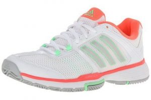 8. adidas Performance Women's Barricade