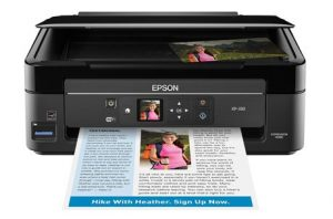 9. Epson Expression Home XP-330 Wireless Color Photo Printer