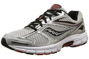 8. Saucony Men's Cohesion 8 Running Shoe