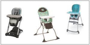 Top 10 Best High Chairs in 2019 Reviews