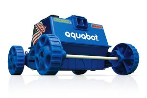 2-aquabot-aprvjr-pool-rover-junior-robotic-above-ground-pool-cleaner