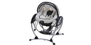 Top 10 Best Baby Swings in 2017 Reviews