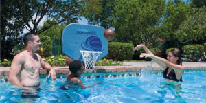 Top 10 Best Pool Basketball Hoops in 2017 Reviews