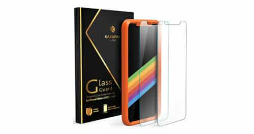 7incn MBSIX Tempered Glass Screen Protector Compatible with 2020 Santa fe 7 Inch Touch Screen,HD Clear,Scratch-Resistant,Anti Glare,Protecting Hyundai 7 Inch Screen