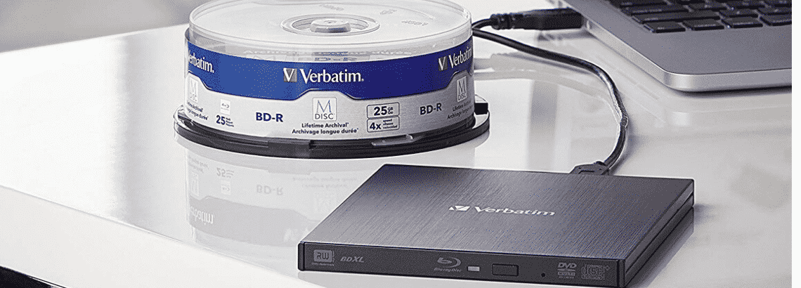 External BluRay Drives