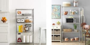 Top 10 Best Shelving Storage Unit in 2020