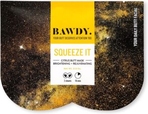 BAWDY Squeeze It - Citrus Butt Mask