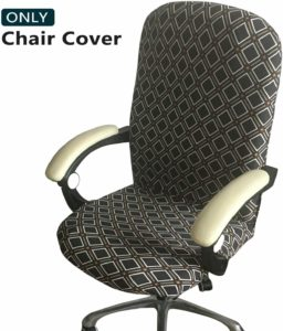 Meloshow Office Chair Cover